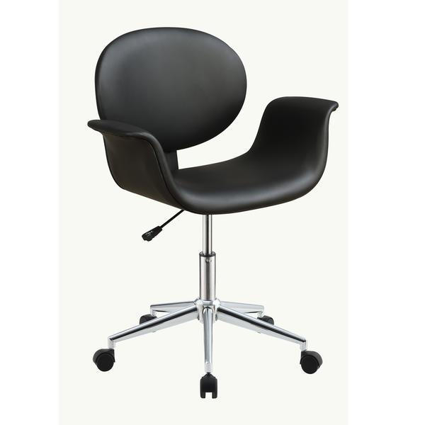Acme Furniture Camila Office Chair, Black PU