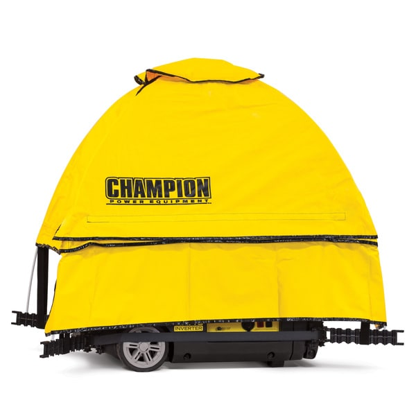 Champion Storm Shield Severe Weather Portable Generator Cover by GenTent® for 3000 to 10,000-Watt Generators