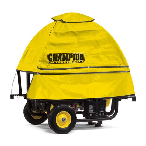 Champion Storm Shield 3000-10,000W Portable Generator Cover by GenTent