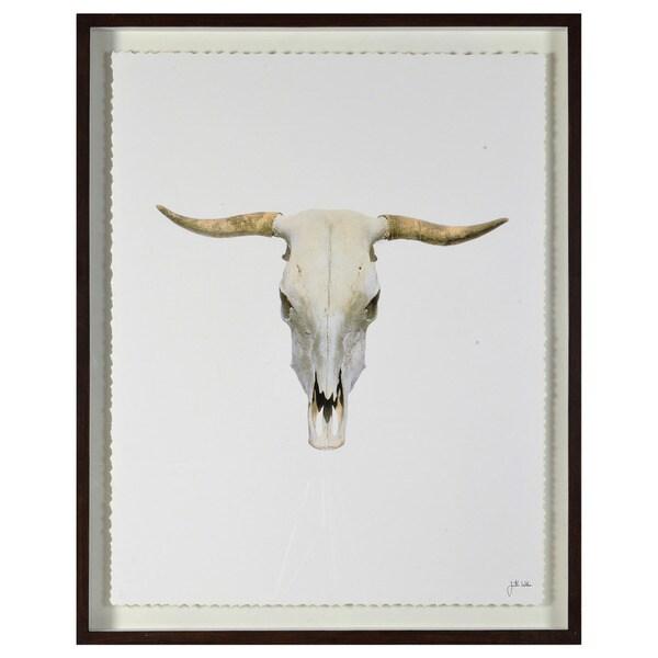 Renwil 'Johana' Glass Animal-themed Artwork
