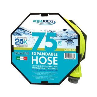 Sun Joe Aqua Joe 75 ft. Expandable Lightweight Kink-Free Hose