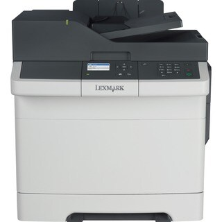 Lexmark CX317dn Laser Multifunction Printer - Color - Plain Paper Pri