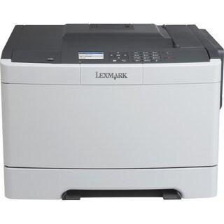 Lexmark CS417dn Laser Printer - Color - 2400 x 600 dpi Print - Plain