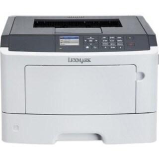 Lexmark MS517dn Laser Printer - Monochrome - 1200 x 1200 dpi Print -