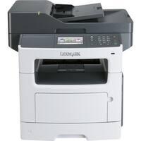 Lexmark MX517de Laser Multifunction Printer - Monochrome - Plain Pape
