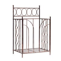 Copper Iron Bathroom Towel Rack