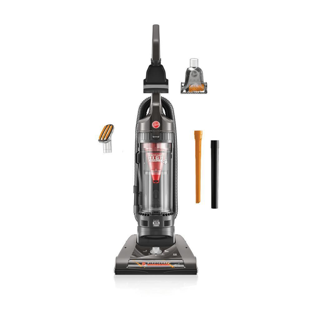 Hoover WindTunnel 2 High Capacity Pet Vacuum, Black carbon