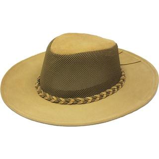 Henschel Explorer Tan Wide Brim Crushable Hat