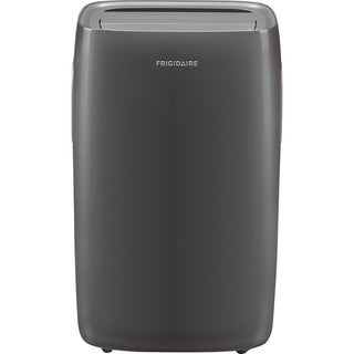 Frigidaire 14,000 BTU Portable Air Conditioner with 4,100 BTU Supplemental Heat Capability in Gray