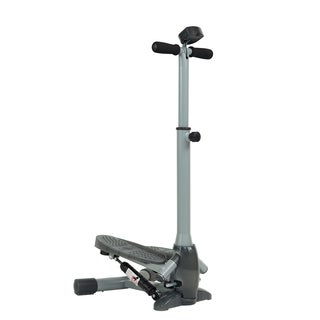 Sunny Health and Fitness SF-S0637 Twist-in Handlebar Stepper - grey