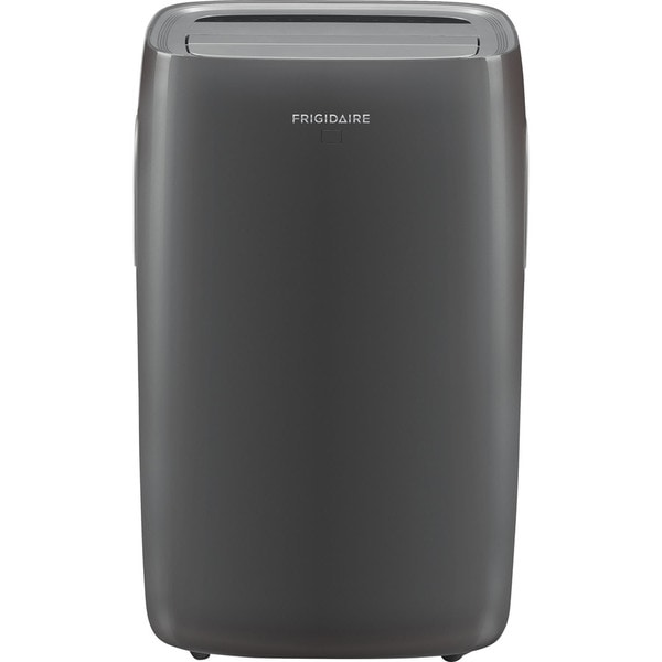 Frigidaire 12,000 BTU Portable Air Conditioner with 4,100 BTU Supplemental Heat Capability in Gray