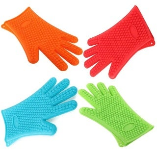 Link to Silicone Heat-resistant Grilling Glove Similar Items in Cooking Essentials