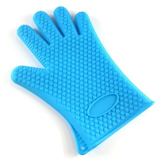 Silicone Heat-resistant Grilling Glove