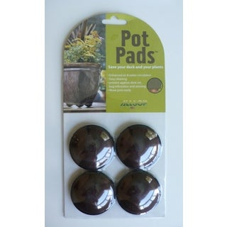 Allsop Cocoa Pot Pads (Pack of 4)