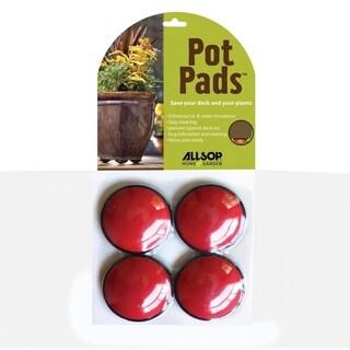 Allsop Pot Pads Cherry Planter Pads (Pack of 4)