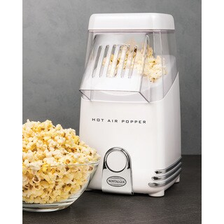 Nostalgia HAP8WT 8-Cup Hot Air Popcorn Popper