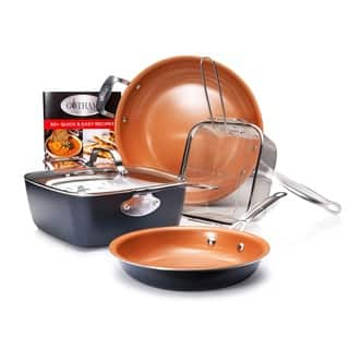 Gotham Steel Pantastic 7 Piece Cookware Set Non-stick Ti Cerama|https://ak1.ostkcdn.com/images/products/15002941/P21501953.jpg?impolicy=medium