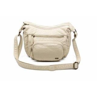 Ampere Creations Alison Faux Leather Crossbody Handbag