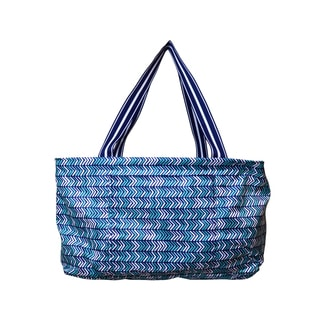 All for Color Vacay This Way Travel Collapsible Tote Bag and Bin