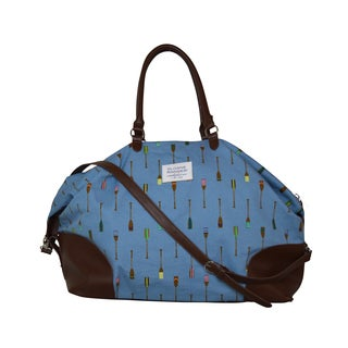 Sloane Ranger Oars Carry-on Weekender Travel Tote Bag