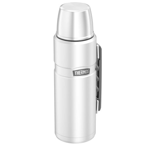 Thermos Stainless Steel King 40-ounce Beverage Bottle