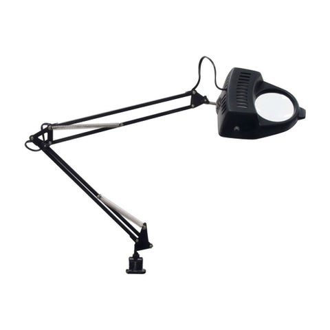 Offex Home Indoor LED Magnifying Lamp - Black