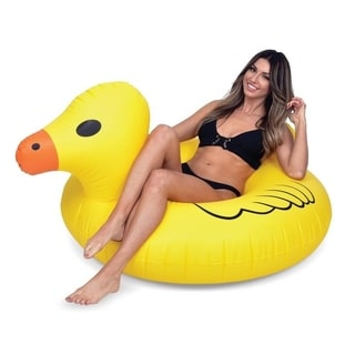 GoFloats Duck PartyTube Inflatable Raft