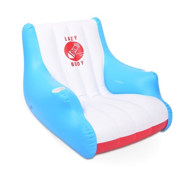 GoFloats Premium Quality Lazy Buoy Giant Floating Party Chair