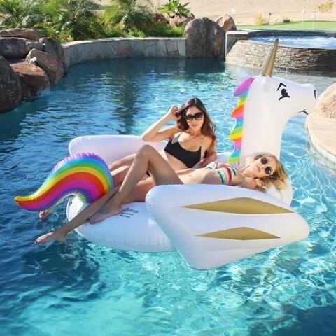 GoFloats Premium Quality Unicorn Giant Inflatable