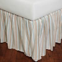 Wilson Stripe Cotton Bed Skirt