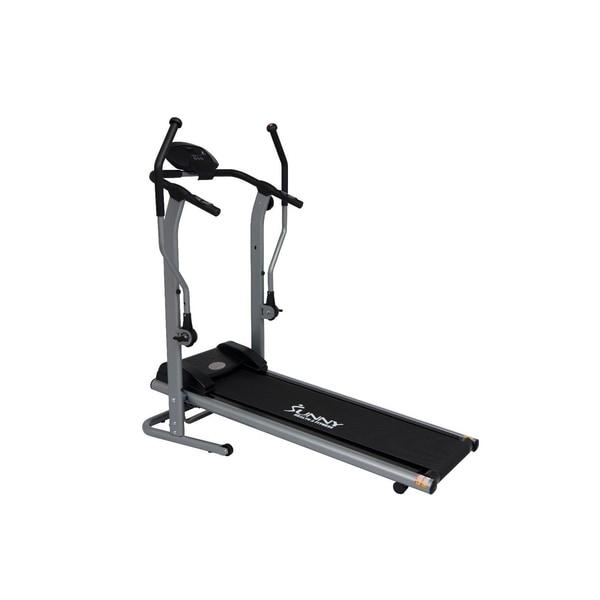 Sunny Health Fitness SF-T7615 Cross Training Magnetic Treadmill