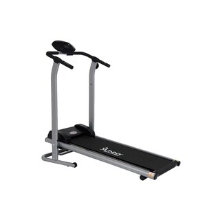 Sunny Health and Fitness SF-T7614 Adjustable Tension Magnetic Treadmill