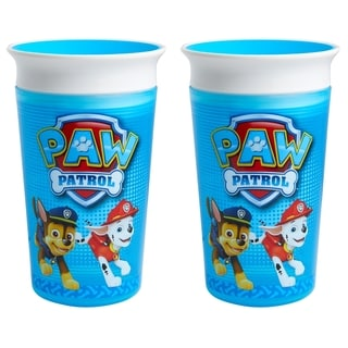 Munchkin Paw Patrol 9-ounce Miracle Cup (2 Pack)