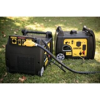Champion 50-Amp RV Ready Parallel Kit for Linking Two 2800-Watt or Higher Inverter Generators