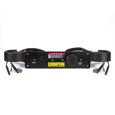 Champion 30-Amp RV Ready Parallel Kit for Linking Two Stackable 2000-Watt Inverter Generators