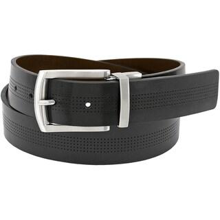 Florsheim Leather 35-millimeter Reversible Belt