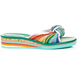 Chloe Multi Color Wedges