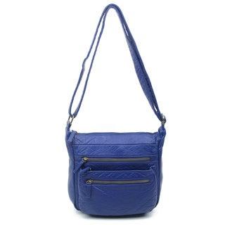 Ampere Creations Elsa Faux-leather Crossbody Handbag