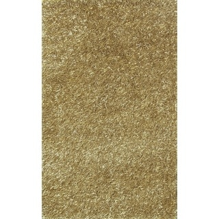 Noble House Inc. Sara Flokati Weave Shag Area Rug (5' x 8')