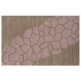 Noble House Inc Riviera Handtufted Rug (5' x 7'6)