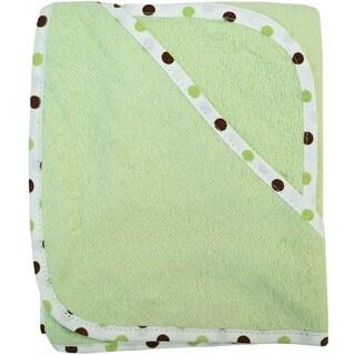 American Baby Company Celery Green Organic Cotton Hooded Towel Set|https://ak1.ostkcdn.com/images/products/15003945/P21502824.jpg?_ostk_perf_=percv&impolicy=medium
