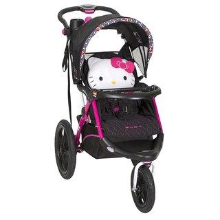 Baby Trend Calypso Hello Kitty Pinwheel Jogging Stroller