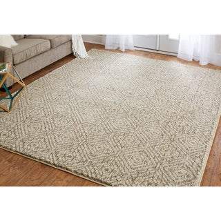 Link to Mohawk Home Aztec Sktech Woven Area Rug Similar Items in Shag Rugs
