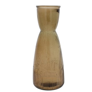 French Home 32-ounce Mocha Birch Decanter