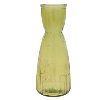 French Home 32-ounce Caramel Birch Decanter