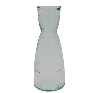 French Home 32-ounce Ice Clear Birch Decanter