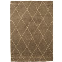 Harper Charcoal Area Rug by Greyson Living - 5'3 x 7'6