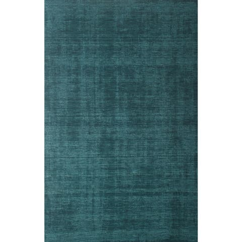 Bradley Teal Area Rug By Greyson Living - 5' x 8'