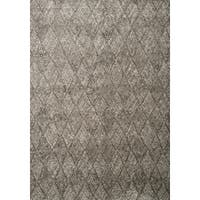 Brinley Charcoal/Silver Area Rug by Greyson Living (7'10 x 11'2)