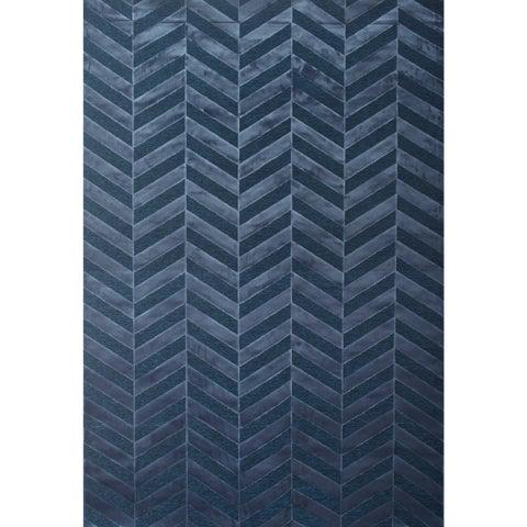 "Zenda Cobalt Area Rug by Greyson Living - 7'10"" x 11'2"""